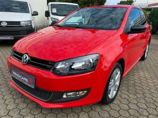 Volkswagen Polo V Match BlueMotion/BMT
